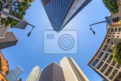 Постер Города и карты Downtown Лос-Анджелес, 30x20 см, на бумагеЛос-Анджелес<br>Постер на холсте или бумаге. Любого нужного вам размера. В раме или без. Подвес в комплекте. Трехслойная надежная упаковка. Доставим в любую точку России. Вам осталось только повесить картину на стену!<br>