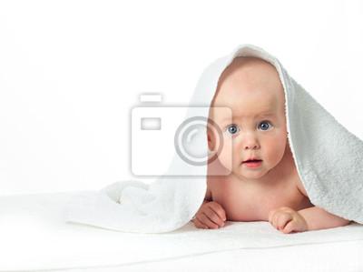 Постер Маленький ребенок, младенецДети<br>Постер на холсте или бумаге. Любого нужного вам размера. В раме или без. Подвес в комплекте. Трехслойная надежная упаковка. Доставим в любую точку России. Вам осталось только повесить картину на стену!<br>