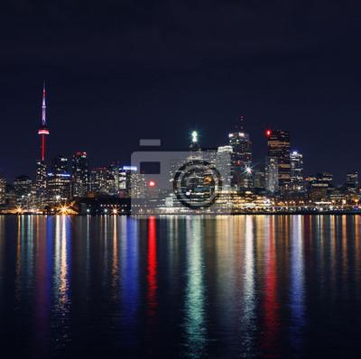 Постер Торонто Торонто Видом На ГородТоронто<br>Постер на холсте или бумаге. Любого нужного вам размера. В раме или без. Подвес в комплекте. Трехслойная надежная упаковка. Доставим в любую точку России. Вам осталось только повесить картину на стену!<br>