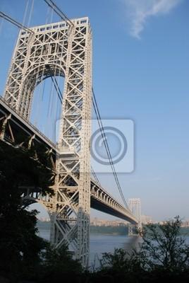 Постер Филадельфия Вашингтон Мост-1Филадельфия<br>Постер на холсте или бумаге. Любого нужного вам размера. В раме или без. Подвес в комплекте. Трехслойная надежная упаковка. Доставим в любую точку России. Вам осталось только повесить картину на стену!<br>