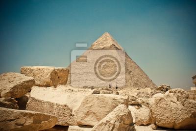 Постер Архитектура Постер 43369946, 30x20 см, на бумагеЕгипетские пирамиды<br>Постер на холсте или бумаге. Любого нужного вам размера. В раме или без. Подвес в комплекте. Трехслойная надежная упаковка. Доставим в любую точку России. Вам осталось только повесить картину на стену!<br>