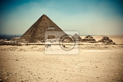 Постер Архитектура Египет. Каир Гиза., 30x20 см, на бумагеЕгипетские пирамиды<br>Постер на холсте или бумаге. Любого нужного вам размера. В раме или без. Подвес в комплекте. Трехслойная надежная упаковка. Доставим в любую точку России. Вам осталось только повесить картину на стену!<br>