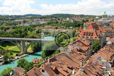 Постер Швейцария Altstadt von bern (Швейцария)Швейцария<br>Постер на холсте или бумаге. Любого нужного вам размера. В раме или без. Подвес в комплекте. Трехслойная надежная упаковка. Доставим в любую точку России. Вам осталось только повесить картину на стену!<br>