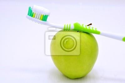 Постер 02.09 Международный день стоматолога Зеленое яблоко и зубная щетка02.09 Международный день стоматолога<br>Постер на холсте или бумаге. Любого нужного вам размера. В раме или без. Подвес в комплекте. Трехслойная надежная упаковка. Доставим в любую точку России. Вам осталось только повесить картину на стену!<br>