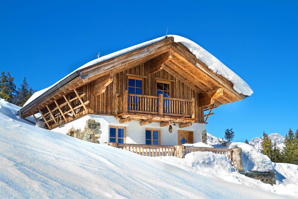 Постер Альпийский пейзаж Горное шале в АльпахАльпийский пейзаж<br>Постер на холсте или бумаге. Любого нужного вам размера. В раме или без. Подвес в комплекте. Трехслойная надежная упаковка. Доставим в любую точку России. Вам осталось только повесить картину на стену!<br>