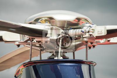 Постер-картина Вертолеты Комплекс лопасти несущего винта вертолета система крупным планомВертолеты<br>Постер на холсте или бумаге. Любого нужного вам размера. В раме или без. Подвес в комплекте. Трехслойная надежная упаковка. Доставим в любую точку России. Вам осталось только повесить картину на стену!<br>