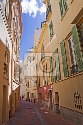 Постер Монако Рюэля dans la vieille ville ? МонакоМонако<br>Постер на холсте или бумаге. Любого нужного вам размера. В раме или без. Подвес в комплекте. Трехслойная надежная упаковка. Доставим в любую точку России. Вам осталось только повесить картину на стену!<br>