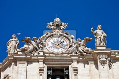 Постер Ватикан ВатиканВатикан<br>Постер на холсте или бумаге. Любого нужного вам размера. В раме или без. Подвес в комплекте. Трехслойная надежная упаковка. Доставим в любую точку России. Вам осталось только повесить картину на стену!<br>