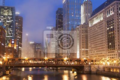Постер Чикаго Chicago DowntownЧикаго<br>Постер на холсте или бумаге. Любого нужного вам размера. В раме или без. Подвес в комплекте. Трехслойная надежная упаковка. Доставим в любую точку России. Вам осталось только повесить картину на стену!<br>