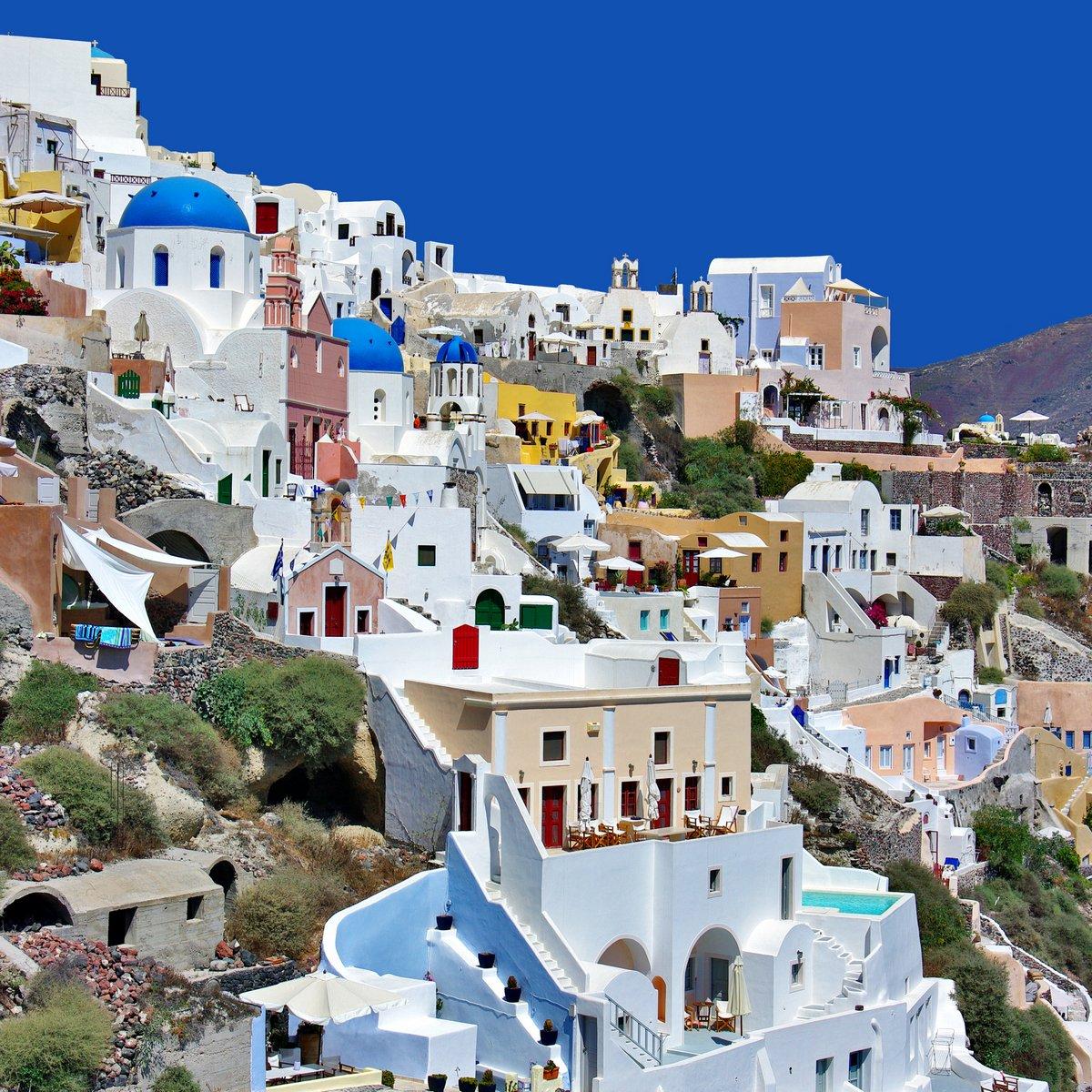 Постер Санторини Цветов Греция - красивая СанториниСанторини<br>Постер на холсте или бумаге. Любого нужного вам размера. В раме или без. Подвес в комплекте. Трехслойная надежная упаковка. Доставим в любую точку России. Вам осталось только повесить картину на стену!<br>