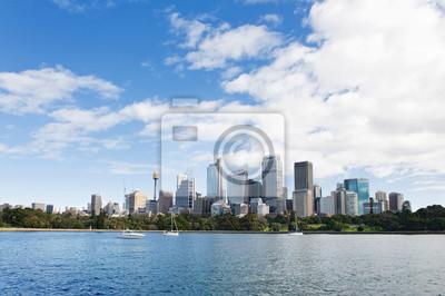 Постер Города и карты Sydney harbour, 30x20 см, на бумагеСидней<br>Постер на холсте или бумаге. Любого нужного вам размера. В раме или без. Подвес в комплекте. Трехслойная надежная упаковка. Доставим в любую точку России. Вам осталось только повесить картину на стену!<br>