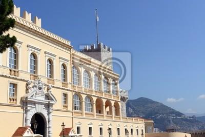 Постер Монако ДворецМонако<br>Постер на холсте или бумаге. Любого нужного вам размера. В раме или без. Подвес в комплекте. Трехслойная надежная упаковка. Доставим в любую точку России. Вам осталось только повесить картину на стену!<br>