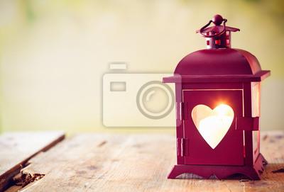 Светящийся фонарь с сердцем, 30x20 см, на бумаге02.14 День Святого Валентина (День всех влюбленных)<br>Постер на холсте или бумаге. Любого нужного вам размера. В раме или без. Подвес в комплекте. Трехслойная надежная упаковка. Доставим в любую точку России. Вам осталось только повесить картину на стену!<br>