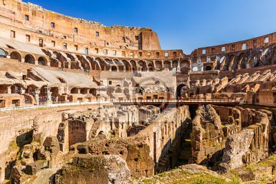 Постер Города и карты Колизей в Риме, 30x20 см, на бумагеРим<br>Постер на холсте или бумаге. Любого нужного вам размера. В раме или без. Подвес в комплекте. Трехслойная надежная упаковка. Доставим в любую точку России. Вам осталось только повесить картину на стену!<br>