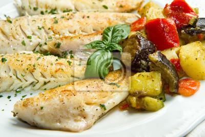 Постер Еда и напитки Filetti di pesce con зелени, 30x20 см, на бумагеРыба, Морепродукты<br>Постер на холсте или бумаге. Любого нужного вам размера. В раме или без. Подвес в комплекте. Трехслойная надежная упаковка. Доставим в любую точку России. Вам осталось только повесить картину на стену!<br>