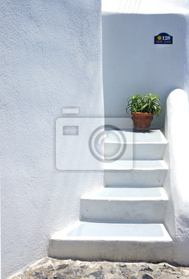 Постер Греция Дома Санторини в деталяхГреция<br>Постер на холсте или бумаге. Любого нужного вам размера. В раме или без. Подвес в комплекте. Трехслойная надежная упаковка. Доставим в любую точку России. Вам осталось только повесить картину на стену!<br>