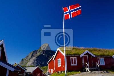 Постер Норвегия Традиционные НорвегияНорвегия<br>Постер на холсте или бумаге. Любого нужного вам размера. В раме или без. Подвес в комплекте. Трехслойная надежная упаковка. Доставим в любую точку России. Вам осталось только повесить картину на стену!<br>