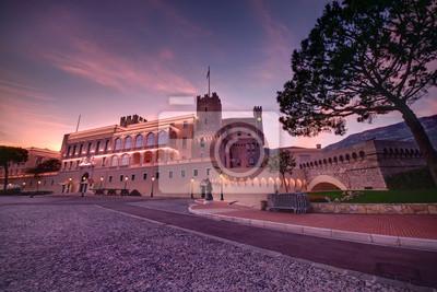 Постер Монако Монако дворецМонако<br>Постер на холсте или бумаге. Любого нужного вам размера. В раме или без. Подвес в комплекте. Трехслойная надежная упаковка. Доставим в любую точку России. Вам осталось только повесить картину на стену!<br>