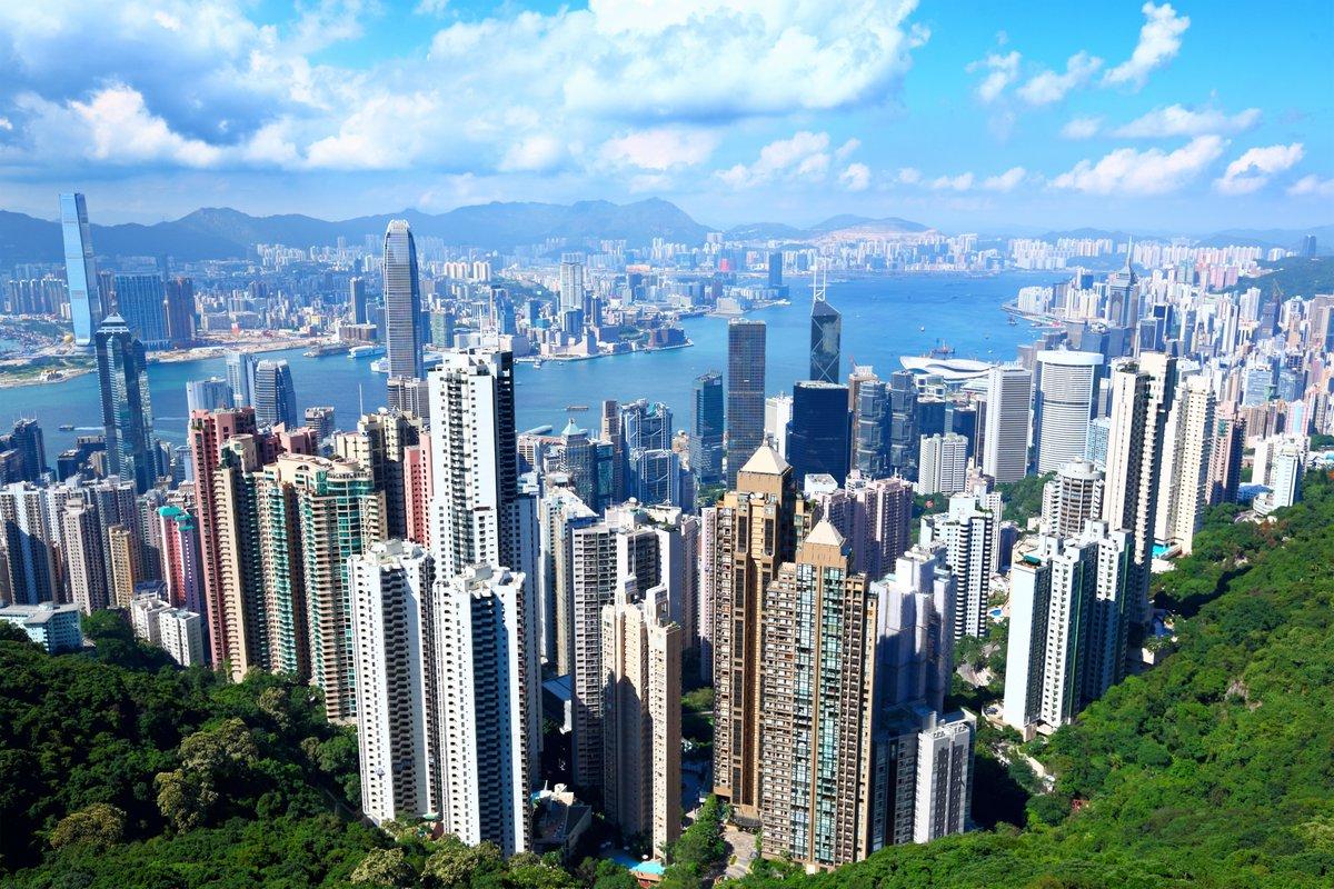 Постер Гонконг Гонконг в Солнечный деньГонконг<br>Постер на холсте или бумаге. Любого нужного вам размера. В раме или без. Подвес в комплекте. Трехслойная надежная упаковка. Доставим в любую точку России. Вам осталось только повесить картину на стену!<br>