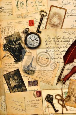 Старые открытки, письма и фотографии, 20x30 см, на бумаге10.22 Праздник белых журавлей<br>Постер на холсте или бумаге. Любого нужного вам размера. В раме или без. Подвес в комплекте. Трехслойная надежная упаковка. Доставим в любую точку России. Вам осталось только повесить картину на стену!<br>