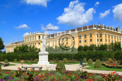 Постер Вена Всемирного Культурного Наследия ЮНЕСКО: Schloss Schoenbrunn, АвстрияВена<br>Постер на холсте или бумаге. Любого нужного вам размера. В раме или без. Подвес в комплекте. Трехслойная надежная упаковка. Доставим в любую точку России. Вам осталось только повесить картину на стену!<br>