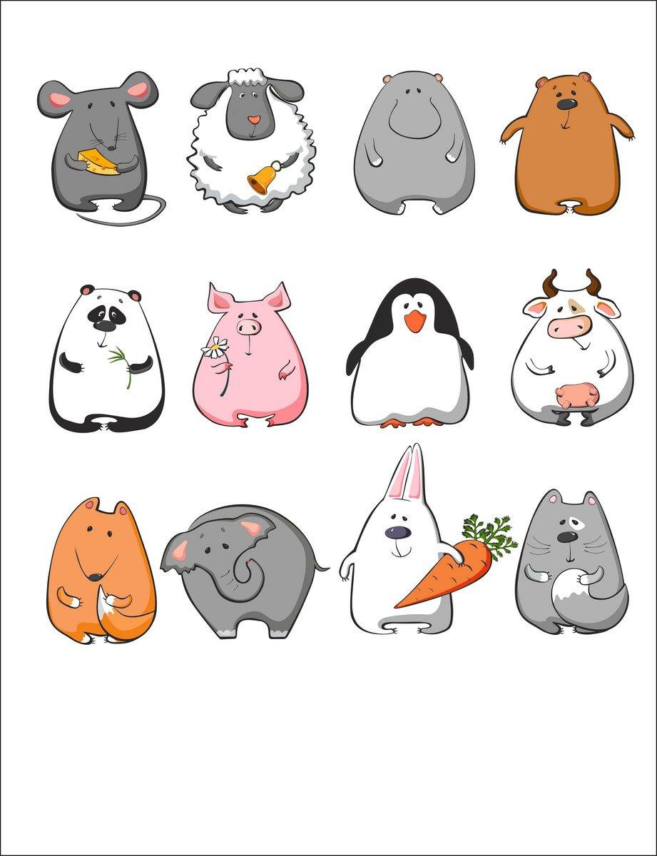 Постер Разные детские постеры Иллюстрация животныхРазные детские постеры<br>Постер на холсте или бумаге. Любого нужного вам размера. В раме или без. Подвес в комплекте. Трехслойная надежная упаковка. Доставим в любую точку России. Вам осталось только повесить картину на стену!<br>