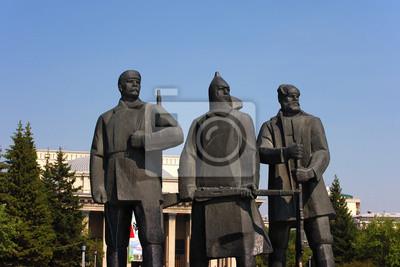 Постер Новосибирск Nowosibirsk (Денкмаль дер Rotarmisten)Новосибирск<br>Постер на холсте или бумаге. Любого нужного вам размера. В раме или без. Подвес в комплекте. Трехслойная надежная упаковка. Доставим в любую точку России. Вам осталось только повесить картину на стену!<br>