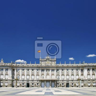 Постер Мадрид Palacio RealМадрид<br>Постер на холсте или бумаге. Любого нужного вам размера. В раме или без. Подвес в комплекте. Трехслойная надежная упаковка. Доставим в любую точку России. Вам осталось только повесить картину на стену!<br>