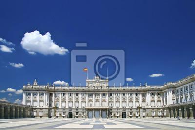 Palacio Real, 30x20 см, на бумагеМадрид<br>Постер на холсте или бумаге. Любого нужного вам размера. В раме или без. Подвес в комплекте. Трехслойная надежная упаковка. Доставим в любую точку России. Вам осталось только повесить картину на стену!<br>