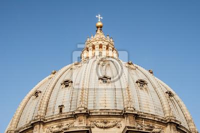Постер Ватикан Базилика Святого Петра,ВатиканВатикан<br>Постер на холсте или бумаге. Любого нужного вам размера. В раме или без. Подвес в комплекте. Трехслойная надежная упаковка. Доставим в любую точку России. Вам осталось только повесить картину на стену!<br>