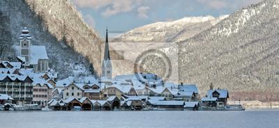 Постер Австрия Холодная и Снежная зима в горах АвстрииАвстрия<br>Постер на холсте или бумаге. Любого нужного вам размера. В раме или без. Подвес в комплекте. Трехслойная надежная упаковка. Доставим в любую точку России. Вам осталось только повесить картину на стену!<br>
