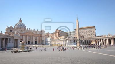 Постер Ватикан РимВатикан<br>Постер на холсте или бумаге. Любого нужного вам размера. В раме или без. Подвес в комплекте. Трехслойная надежная упаковка. Доставим в любую точку России. Вам осталось только повесить картину на стену!<br>
