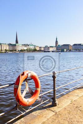 Гамбург, 20x30 см, на бумагеГамбург<br>Постер на холсте или бумаге. Любого нужного вам размера. В раме или без. Подвес в комплекте. Трехслойная надежная упаковка. Доставим в любую точку России. Вам осталось только повесить картину на стену!<br>