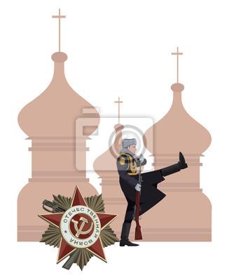Постер Праздники Русский Солдат, 20x24 см, на бумаге09.02 День российской гвардии<br>Постер на холсте или бумаге. Любого нужного вам размера. В раме или без. Подвес в комплекте. Трехслойная надежная упаковка. Доставим в любую точку России. Вам осталось только повесить картину на стену!<br>