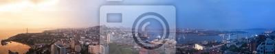 Постер Города России - панорамные виды Владивосток, Россия - 08 сентября, 2012Города России - панорамные виды<br>Постер на холсте или бумаге. Любого нужного вам размера. В раме или без. Подвес в комплекте. Трехслойная надежная упаковка. Доставим в любую точку России. Вам осталось только повесить картину на стену!<br>