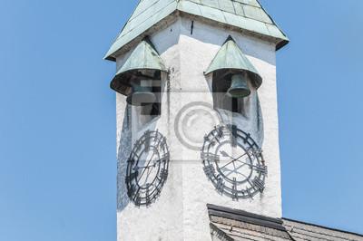 Постер Города и карты Saint George Chapel в Зальцбург, Австрия, 30x20 см, на бумагеЗальцбург<br>Постер на холсте или бумаге. Любого нужного вам размера. В раме или без. Подвес в комплекте. Трехслойная надежная упаковка. Доставим в любую точку России. Вам осталось только повесить картину на стену!<br>