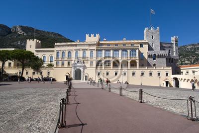 Постер Монако Дворец принца МонакоМонако<br>Постер на холсте или бумаге. Любого нужного вам размера. В раме или без. Подвес в комплекте. Трехслойная надежная упаковка. Доставим в любую точку России. Вам осталось только повесить картину на стену!<br>
