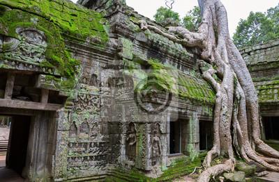 Постер Камбоджа