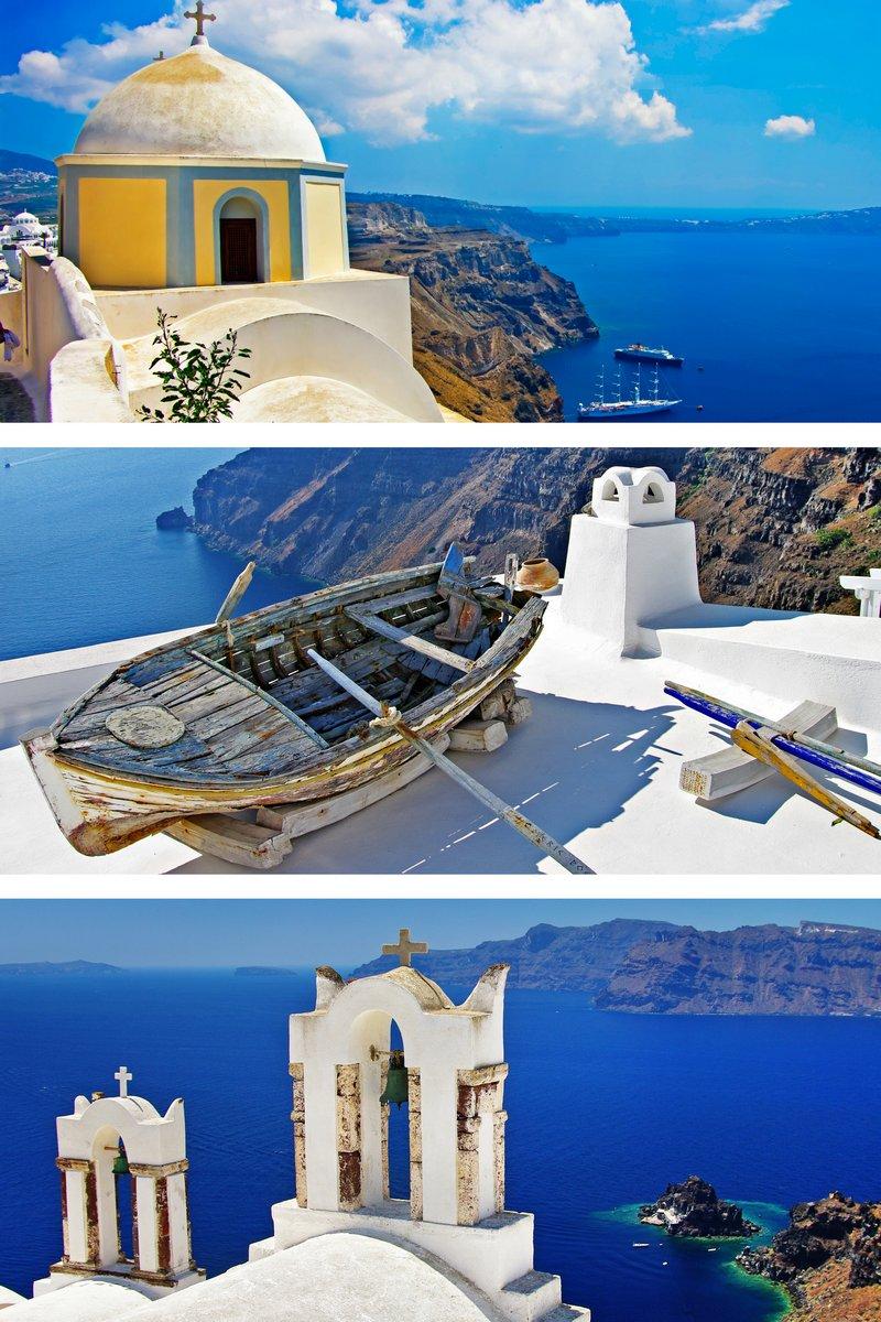 Постер Санторини Удивительно, Santorini. поездки в Грецию серииСанторини<br>Постер на холсте или бумаге. Любого нужного вам размера. В раме или без. Подвес в комплекте. Трехслойная надежная упаковка. Доставим в любую точку России. Вам осталось только повесить картину на стену!<br>