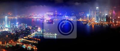 Постер Гонконг Гонконг воздушных ночьГонконг<br>Постер на холсте или бумаге. Любого нужного вам размера. В раме или без. Подвес в комплекте. Трехслойная надежная упаковка. Доставим в любую точку России. Вам осталось только повесить картину на стену!<br>