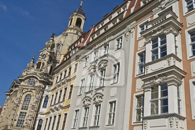 Постер Дрезден Архитектура барокко, ДрезденДрезден<br>Постер на холсте или бумаге. Любого нужного вам размера. В раме или без. Подвес в комплекте. Трехслойная надежная упаковка. Доставим в любую точку России. Вам осталось только повесить картину на стену!<br>