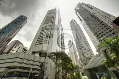 Постер Сингапур Сингапур-город в дневное времяСингапур<br>Постер на холсте или бумаге. Любого нужного вам размера. В раме или без. Подвес в комплекте. Трехслойная надежная упаковка. Доставим в любую точку России. Вам осталось только повесить картину на стену!<br>