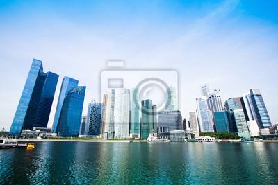 Постер Сингапур Центр Города Небоскребы СингапурСингапур<br>Постер на холсте или бумаге. Любого нужного вам размера. В раме или без. Подвес в комплекте. Трехслойная надежная упаковка. Доставим в любую точку России. Вам осталось только повесить картину на стену!<br>