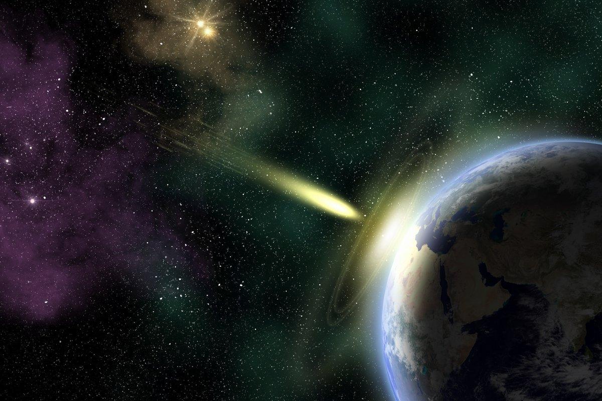 Постер Космос - разные постеры Земли и астероидаКосмос - разные постеры<br>Постер на холсте или бумаге. Любого нужного вам размера. В раме или без. Подвес в комплекте. Трехслойная надежная упаковка. Доставим в любую точку России. Вам осталось только повесить картину на стену!<br>