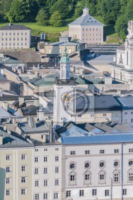 Постер Зальцбург Старая ратуша (Altes Rathaus) в Зальцбург, АвстрияЗальцбург<br>Постер на холсте или бумаге. Любого нужного вам размера. В раме или без. Подвес в комплекте. Трехслойная надежная упаковка. Доставим в любую точку России. Вам осталось только повесить картину на стену!<br>