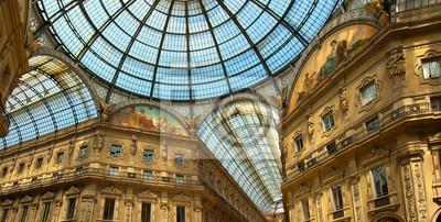 Постер Милан Милан - Vittorio Emanuele II галерея - ИталияМилан<br>Постер на холсте или бумаге. Любого нужного вам размера. В раме или без. Подвес в комплекте. Трехслойная надежная упаковка. Доставим в любую точку России. Вам осталось только повесить картину на стену!<br>