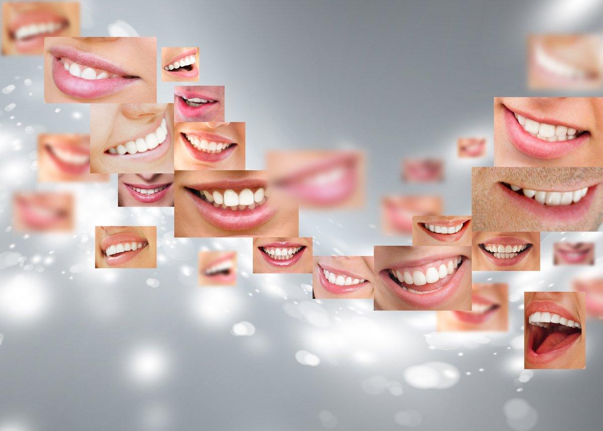 Постер Стоматология Лица улыбающихся людей в комплекте. Здоровые зубы. УлыбкаСтоматология<br>Постер на холсте или бумаге. Любого нужного вам размера. В раме или без. Подвес в комплекте. Трехслойная надежная упаковка. Доставим в любую точку России. Вам осталось только повесить картину на стену!<br>