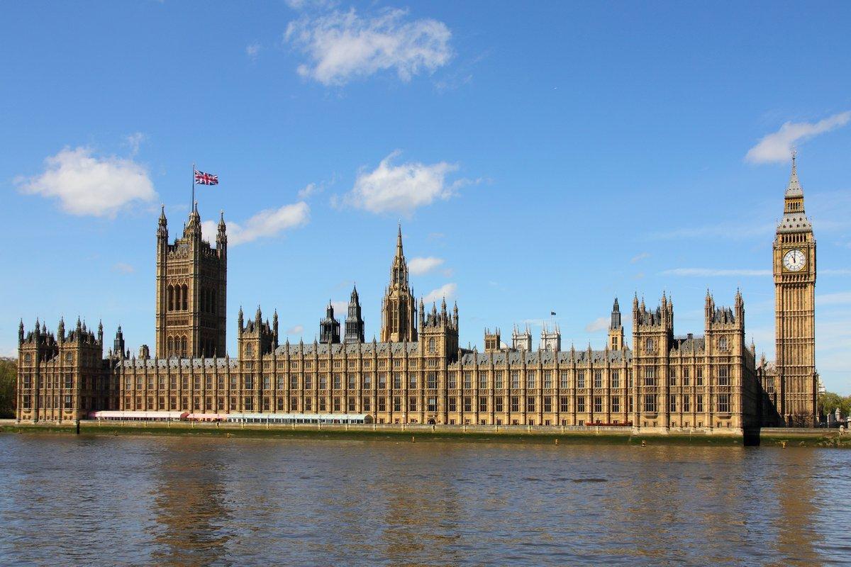 Постер Лондон Здания парламента и Биг Бэн, Вестминстер, Лондон.Лондон<br>Постер на холсте или бумаге. Любого нужного вам размера. В раме или без. Подвес в комплекте. Трехслойная надежная упаковка. Доставим в любую точку России. Вам осталось только повесить картину на стену!<br>