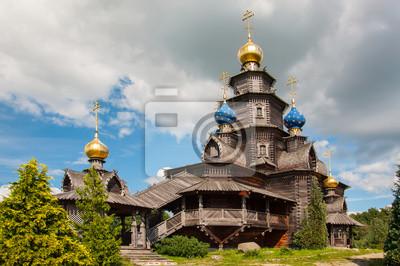 Постер Церкви и храмы