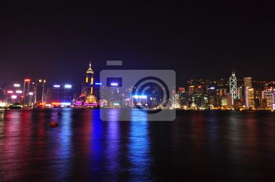 Постер Гонконг Гонконг город ночью на Виктория-ХарборГонконг<br>Постер на холсте или бумаге. Любого нужного вам размера. В раме или без. Подвес в комплекте. Трехслойная надежная упаковка. Доставим в любую точку России. Вам осталось только повесить картину на стену!<br>